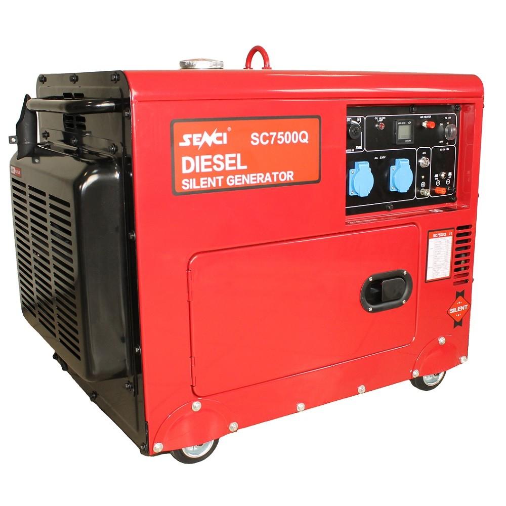 generator sc7500q ats putere max 6 0 kw 230v avr motor diesel senci romania. Black Bedroom Furniture Sets. Home Design Ideas